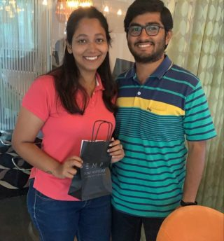 Meet Shayoni and her husband from India! Shayoni works for an insurance office in Rotterdam. They recently bought a beautiful apartment in Rotterdam Alexander. Enjoy your new home to the fullest! #expatsfromindia #expats